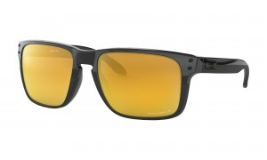 Okulary Oakley Holbrook XL Polished Black Prizm 24K Polarized OO9417-1059