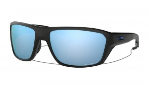 Okulary Oakley Split Shot Matte Black Prizm DEEP WATER POLARIZED OO9416-0664
