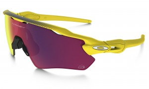 Okulary Oakley Radar EV Path Team Yellow Tour de France Collection Prizm Road OO9208-43