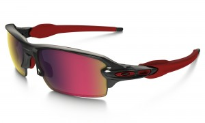 Okulary Oakley Flak 2.0 Black Ink OO Red Iridium Polarized OO9295-08
