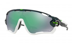 Okulary Oakley Jawbreaker Cavendish Edition Metallic Green Prizm Jade Iridium OO9290-3631