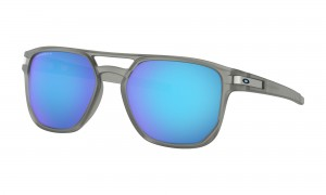 Okulary Oakley Latch Beta Matte Grey Ink Prizm Sapphire Polarized OO9436-0654